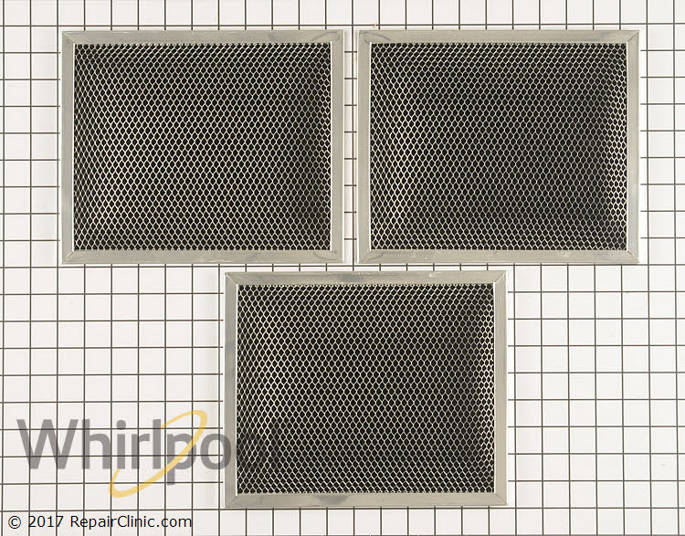Charcoal Filter W10355450 Alternate Product View