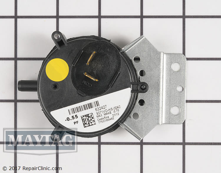 Pressure Switch 632427R Alternate Product View