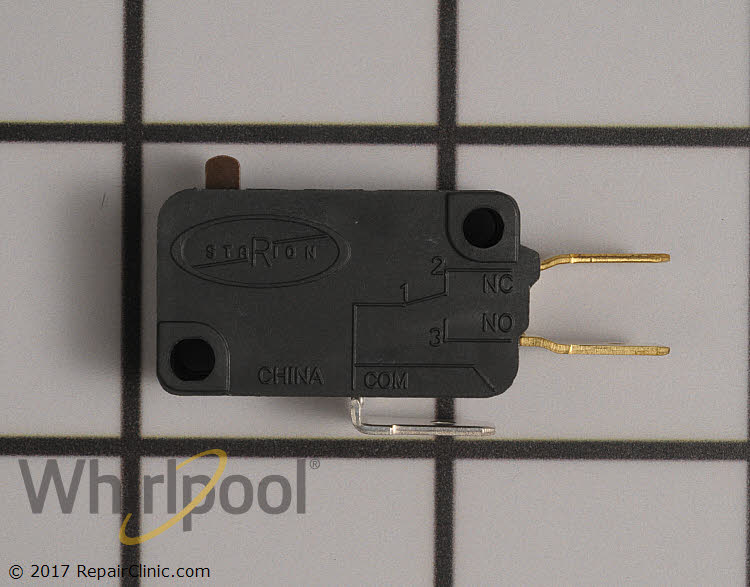 Door Switch W10727360       Alternate Product View