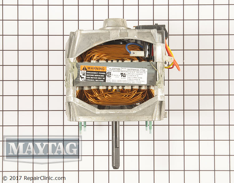 Drive Motor 12002351 Alternate Product View