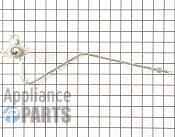 Surface Burner Orifice Holder - Part # 1483942 Mfg Part # 316237704