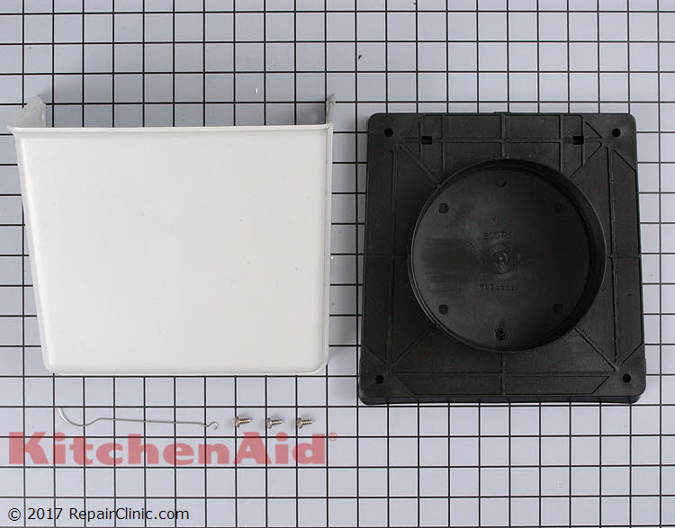 Wall Vent Cap For 6 Inch Duct A406 Kitchenaid