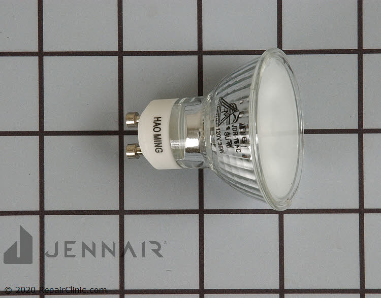 Halogen Lamp WP49001219 Alternate Product View