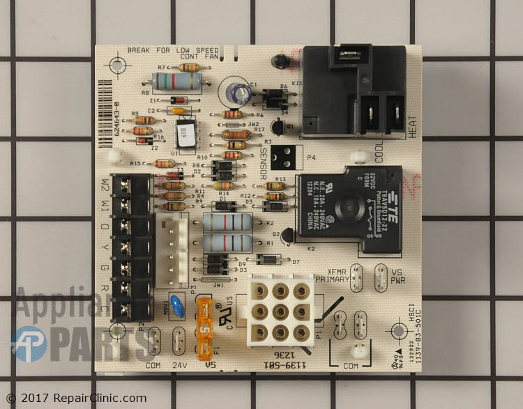 Control Board 903915A Alternate Product View