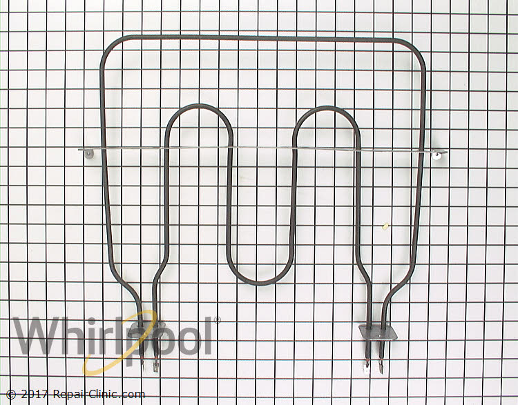 Whirlpool Replacement Broil Element WP9750967