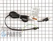 Power Cord - Part # 4591161 Mfg Part # W11222083