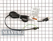 Power Cord - Part # 4591161 Mfg Part # W11222083