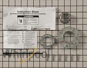 Drum Mounting Hub - Part # 1877235 Mfg Part # W10324651