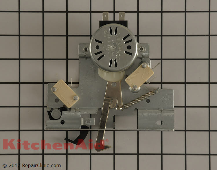 Door Lock Motor And Switch Assembly Wpw10195934