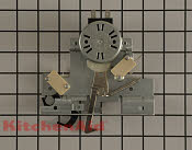 Door Lock Motor and Switch Assembly - Part # 1547132 Mfg Part # WPW10195934
