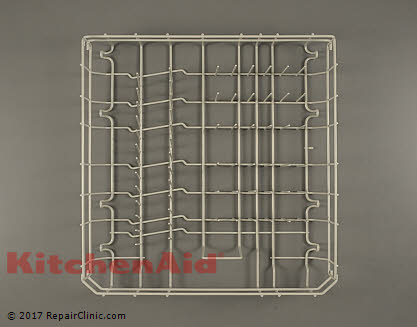 Silverware basket wp8519598 kitchenaid replacement parts - Kitchenaid silverware basket replacement ...