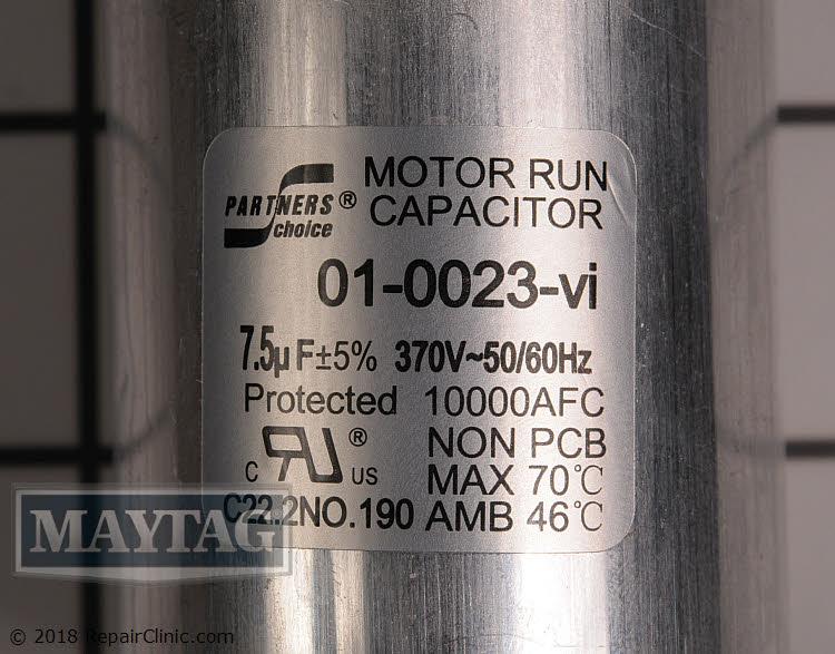 Run Capacitor 01-0023 Alternate Product View