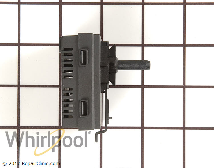 Temperature Control Switch W11103599 Alternate Product View