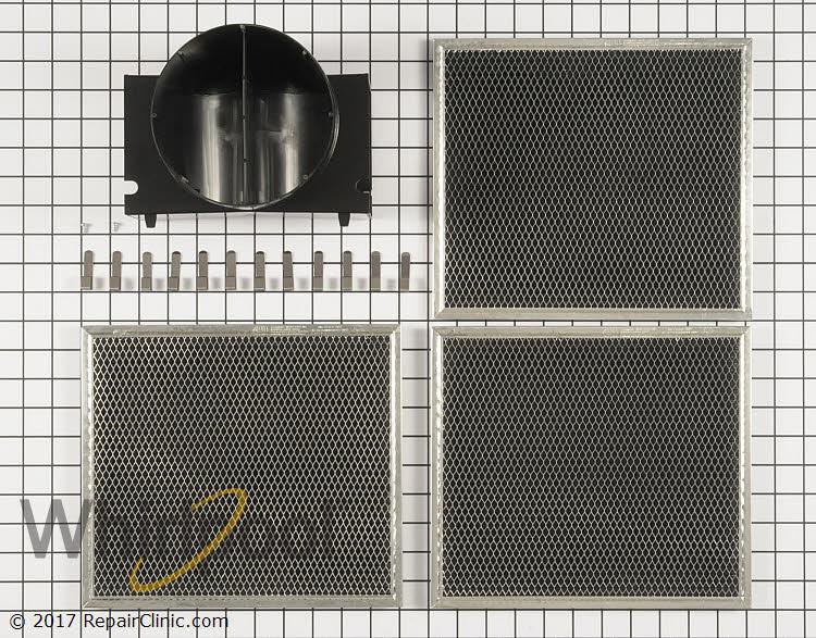 Recirculating Vent Kit W11430940 Alternate Product View