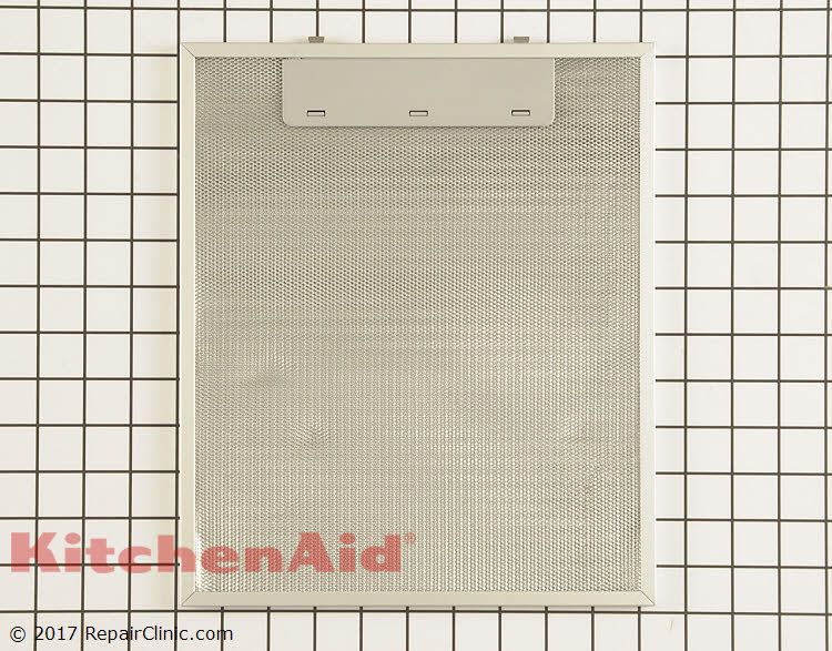 Grease Filter WPW10368696 Alternate Product View