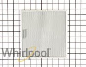 Grease Filter - Part # 1810355 Mfg Part # WPW10370046