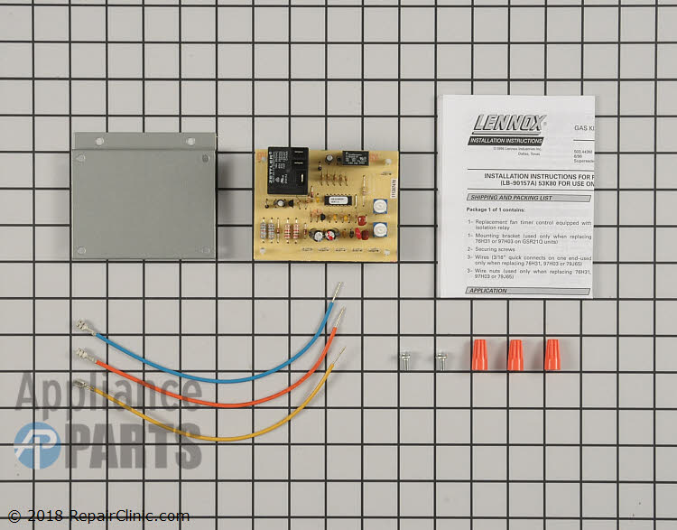 Control Module 53K80 Alternate Product View