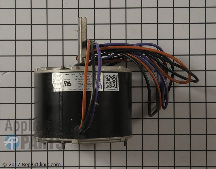 Condenser Fan Motor 0131M00060SP Alternate Product View