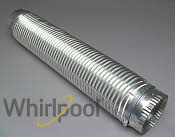 Exhaust Duct - Part # 1412445 Mfg Part # 4396010RP