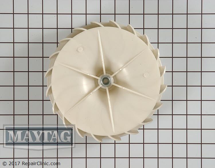 Blower Wheel WP33002797 Alternate Product View