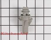 Lower Wash Arm Support - Part # 1446776 Mfg Part # WPW10077898