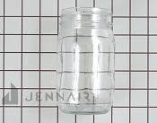 Glass Jar - Part # 1246998 Mfg Part # WPY707869