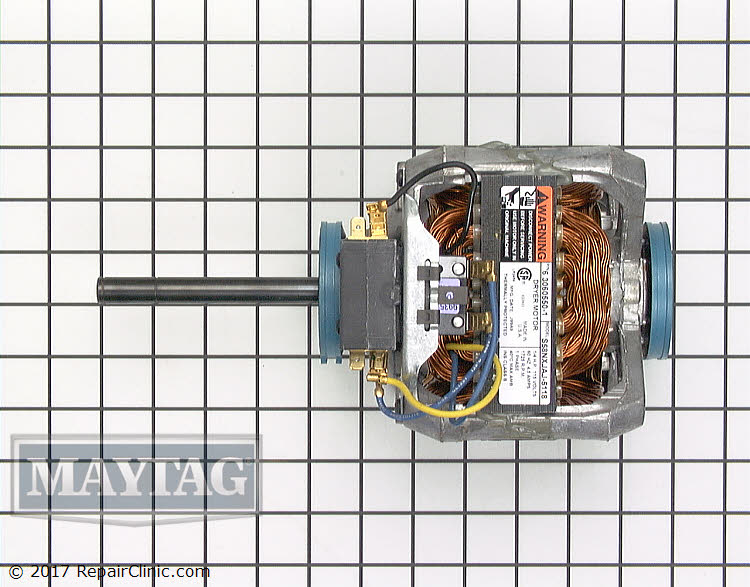 Drive Motor W10411000 Alternate Product View