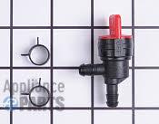 Fuel Shut-Off Solenoid - Part # 1611164 Mfg Part # 698181