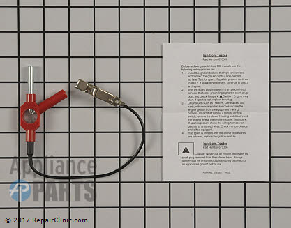 Ignition Tester