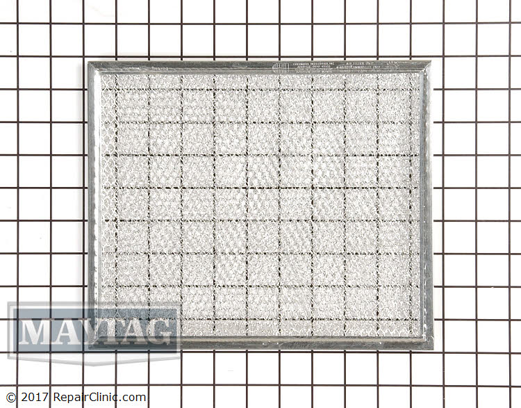 Grease Filter WP4341977 Alternate Product View
