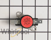 Thermostat - Part # 1550872 Mfg Part # WP4449751