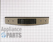 Touchpad and Control Panel - Part # 1036907 Mfg Part # 318239700