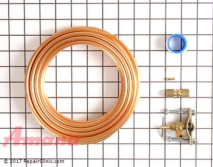 Water Line Installation Kit