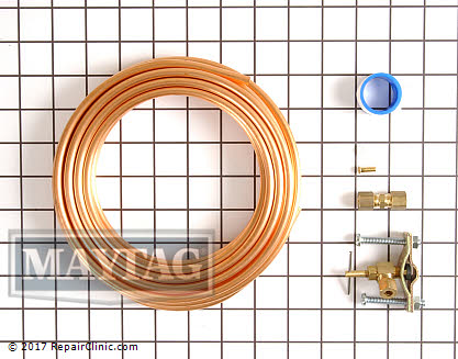Water Line Installation Kit