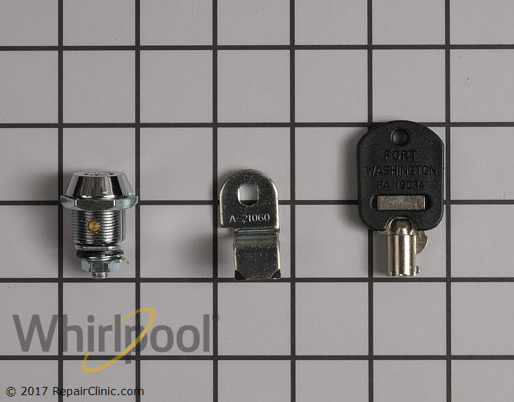 Coin Box Lock WPW10114740 | Whirlpool Replacement Parts