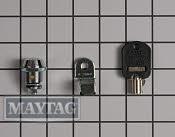Coin Box Lock - Part # 1447813 Mfg Part # WPW10114740
