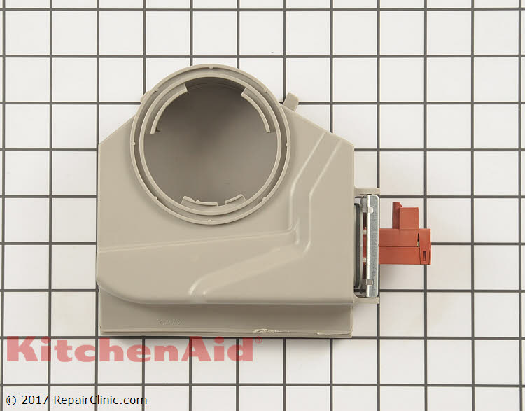 Air Duct WP8572611 Alternate Product View