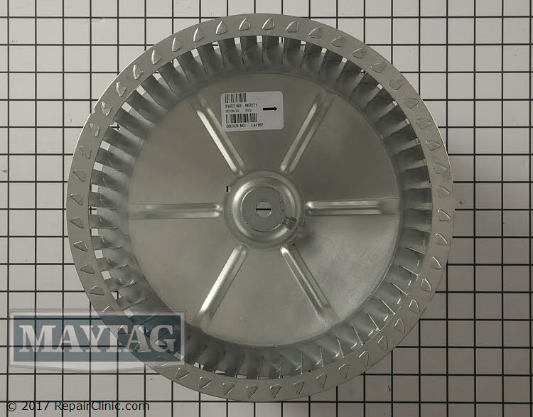 Blower Wheel 667207R Alternate Product View