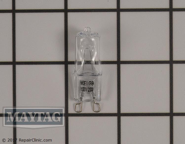 Halogen Lamp W10709921 Alternate Product View