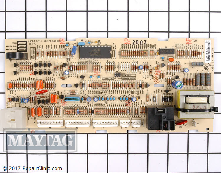 Main Control Board WP22002989 Alternate Product View