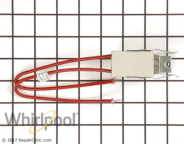 Element Receptacle and Wire Kit WP74007474 Alternate Product View