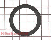 Gasket - Part # 563219 Mfg Part # WP4211302