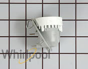 Light Socket - Part # 4958814 Mfg Part # W11447232