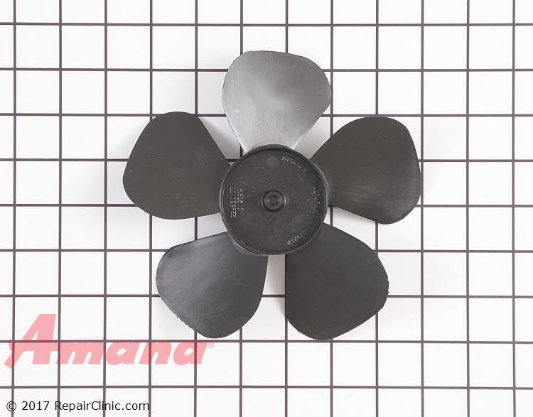 Fan Blade 8190873 Alternate Product View