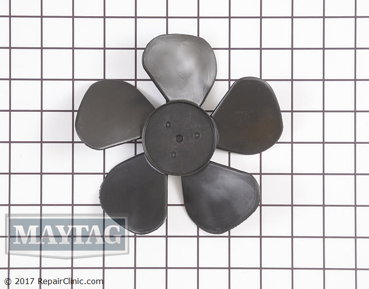 Fan Blade 8190873 Alternate Product View