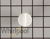 Thermostat Knob - Part # 4431600 Mfg Part # WP2202885