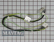 Wire Harness WPW10137867 02585600 maytag wire harness fast shipping maytag replacement parts  at crackthecode.co