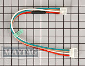 Wire Harness WPW10146386 02587574 maytag wire harness fast shipping maytag replacement parts  at crackthecode.co