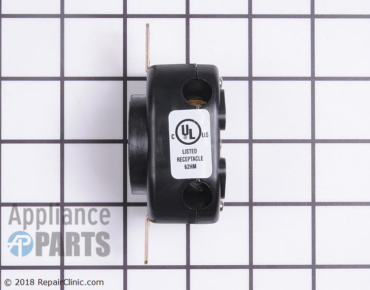 Receptacle 204075GS Alternate Product View