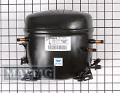 Compressor - Part # 1876190 Mfg Part # W10309995